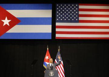 """Obama pone fin a la política de """"pies secos, pies mojados"""" para los cubanos"""