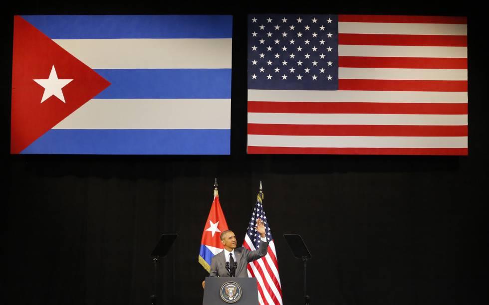 Obama, el pasado marzo, en La Habana