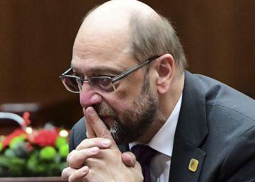 """Schulz: """"Muchos ciudadanos sienten que se les ha faltado el respeto"""""""