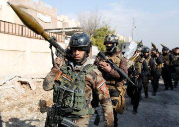 Las tropas iraquíes logran avances estratégicos en la ofensiva de Mosul