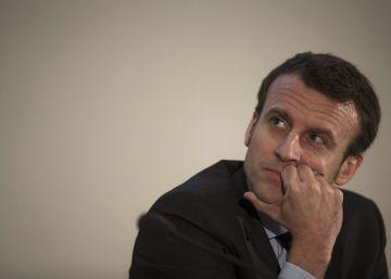 """Macron: """"La única soberanía posible es la europea"""""""