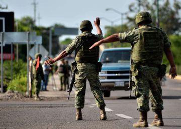 El papel de los militares en la guerra contra el narco divide al Congreso mexicano