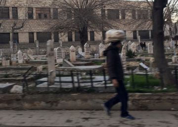 EL PAÍS entra en Alepo | Siria desde la ventanilla