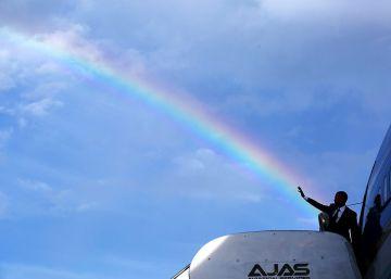 Obama deja un legado a medias y en riesgo de demolición