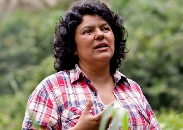 Eighth arrest made in hunt for killer of environmentalist Berta Cáceres