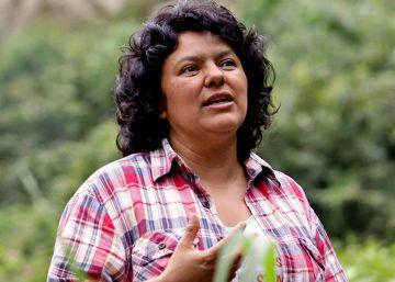 Detenido en México un implicado en el asesinato de la ecologista Berta Cáceres