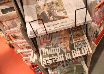 Alemania responde a Trump que su proteccionismo dañará la economía de EE UU