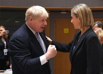La UE opta por ignorar a Trump para no caer en la provocación
