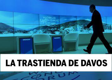 Diario   La trastienda de Davos