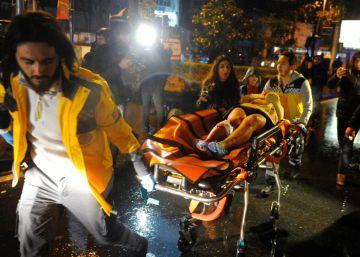 Detenido el supuesto autor del atentado de Estambul de Año Nuevo