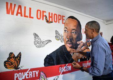 """Los seis últimos estados """"rebeldes"""" con la celebración de la festividad de Martin Luther King"""