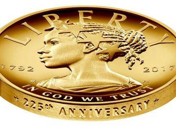 Una mujer negra será el símbolo de la libertad en la moneda de dólar