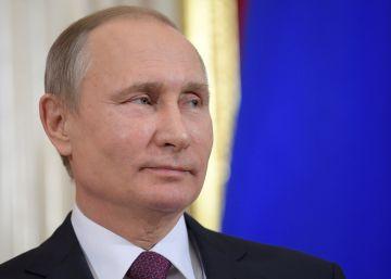 """Putin defiende a Trump y califica a quienes le atacan de ser """"peores que prostitutas"""""""