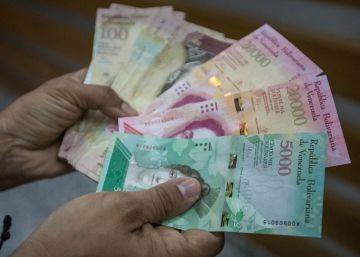 Venezuela pone en circulación nuevos billetes para hacer frente a la inflación