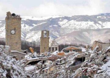 Al menos tres muertos al quedar atrapados por un alud en un hotel de Italia