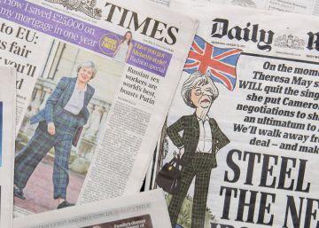 El incongruente Brexit de May