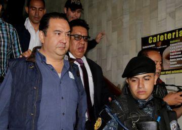 Detenidos por corrupción el hermano y el hijo del presidente de Guatemala