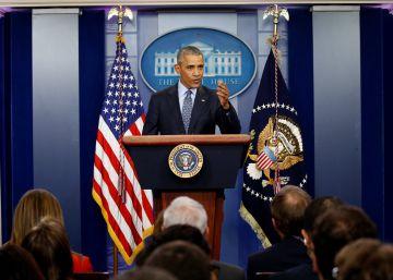 Última rueda de prensa de Barack Obama