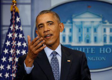 Respuestas clave de la última rueda de prensa de Obama como presidente