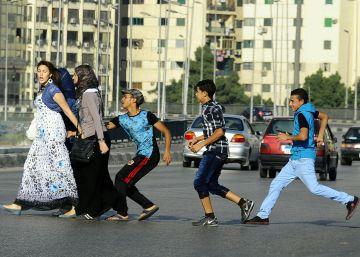 Egipto se pone serio con el acoso sexual