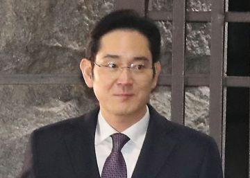Un tribunal de Seúl deniega la detención del heredero de Samsung