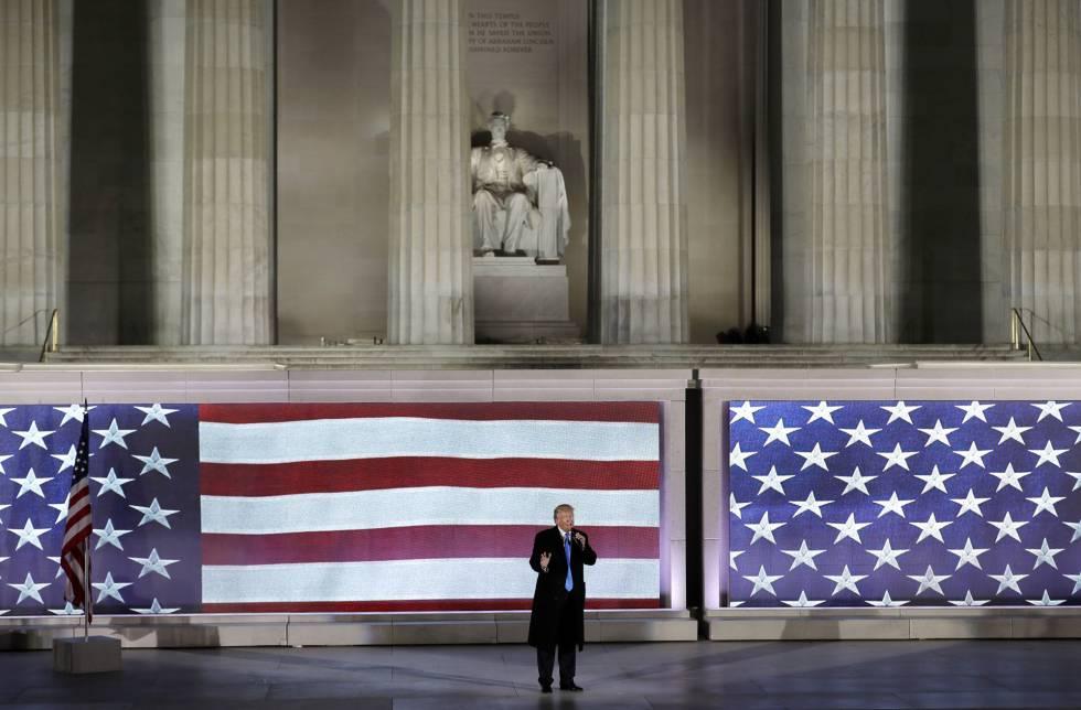 Investidura de Donald Trump