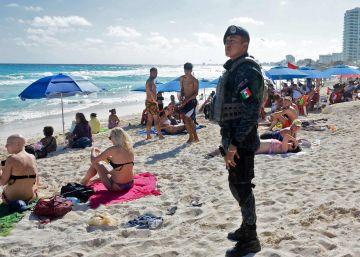 La guerra del narco sacude Cancún, la joya turística de México