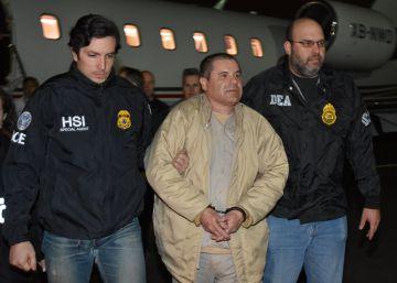México extradita a Estados Unidos a 'El Chapo' Guzmán