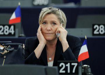 Le Pen adelgaza 12 kilos antes de entrar en campaña por el Elíseo