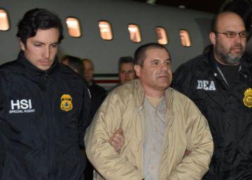 El Chapo, de capo máximo de la droga a preso en EE UU