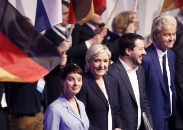 Los ultras europeos exhiben unidad en su reunión hoy en Alemania