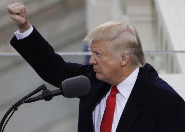 Las frases clave del discurso de Trump