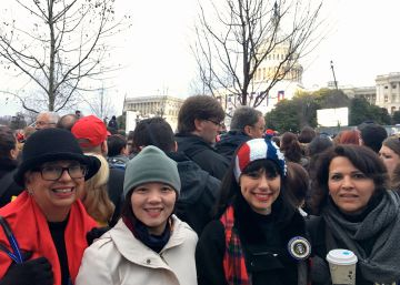 De Texas a Washington: un día con tres latinas que encumbraron a Trump
