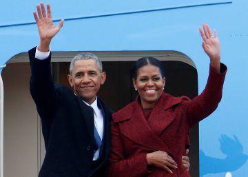 """Obama: """"Esto no es un punto en la historia de América, es una coma"""""""
