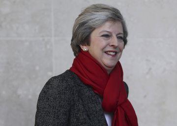 Theresa May debatirá con Trump un nuevo acuerdo comercial pos 'Brexit'