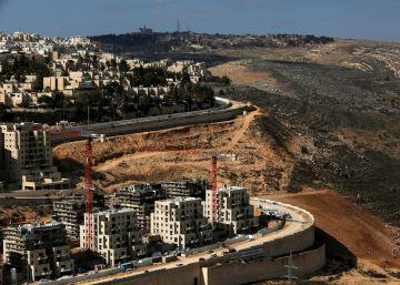 Israel aprueba 566 viviendas en Jerusalén Este tras la toma de posesión de Trump