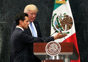 Trump invita a Peña Nieto a la Casa Blanca el 31 de enero