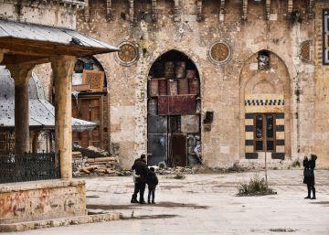 Alepo también perdió su pasado
