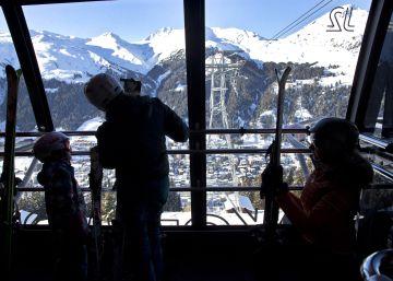 El mágico y ordinario mundo de Davos