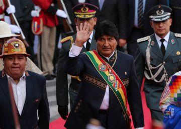 Evo Morales ajusta su Gobierno para intentar la reelección