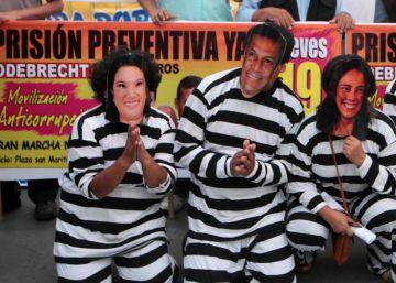 Detenido un funcionario de Alan García por el 'caso Odebrecht'