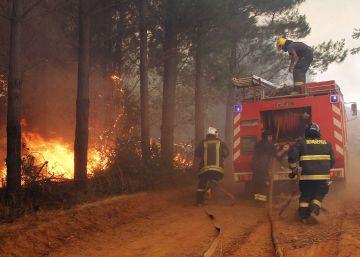 Bachelet asegura que Chile sufre el peor desastre forestal de su historia