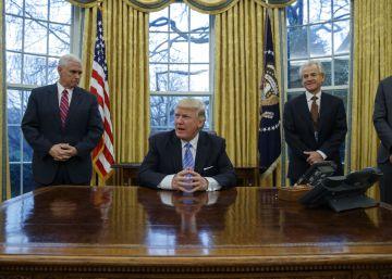 Un grupo de abogados demandará a Trump por recibir pagos de gobiernos extranjeros a través de sus negocios