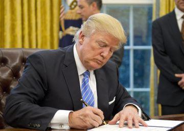 Trump recupera la prohibición de financiar el aborto en el extranjero