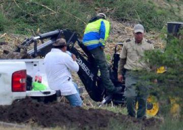 Hallados 56 cadáveres en una fosa al norte de México