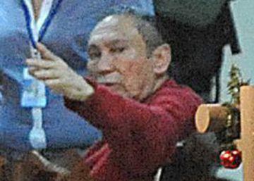 El exdictador panañemo Noriega sale de prisión para ser operado de un tumor cerebral