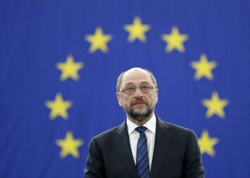 Los socialdemócratas alemanes presentan por sorpresa a Schulz para derrotar a Merkel