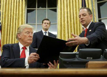 Trump resucita dos polémicos oleoductos frenados por Obama