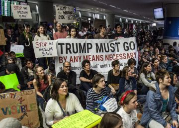 Silicon Valley se moviliza contra las medidas migratorias de Trump