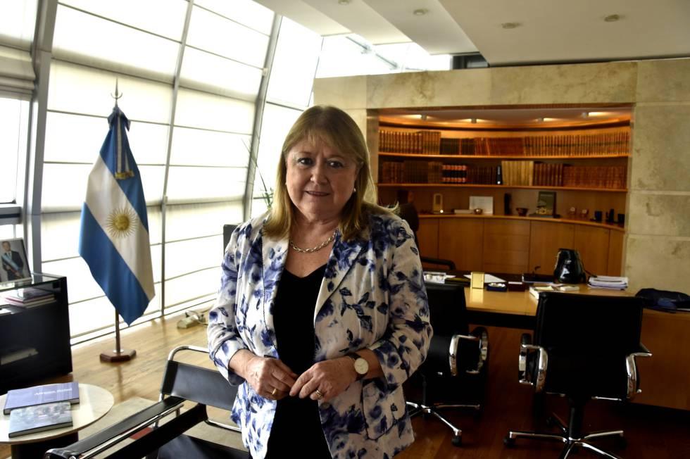 SUSANA MALCORRA EN ENTREVISTA DIARIO EL PAIS